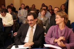 Конференция «Актуальные вопросы реализации пенсионного законодательства, с учетом внесенных изменений и поправок», 25 сентября 2009 г.