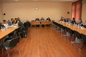 Обсуждение проекта Пенсионного Кодекса в Институте труда 29 сентября 2009 года