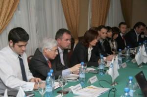 Круглый стол по вопросам пенсионного инвестирования 8 октября 2009 года