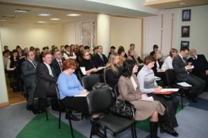 Семинар «Актуальные вопросы реализации законодательства РФ, регулирующих деятельность НПФ», декабрь 2009 года