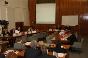 Круглый стол «О мерах по дальнейшему развитию накопительной составляющей пенсионной системы»