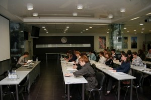 Практический семинар «Актуальные вопросы бухучета и налогообложения целевых средств в НПФ в отчетном периоде 2012 года», 31 мая 2012 года
