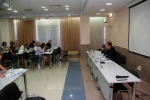 Диалог-форум «Актуальные вопросы взаимодействия ПФР с НПФ и УК» 20.06.2013